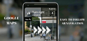 Google Maps easy-to-follow AR walking navigation feature is rolling out to smartphones