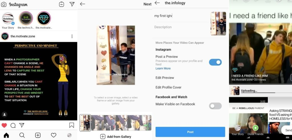 How to Add Swipe up link in Instagram Story without 10k Followers