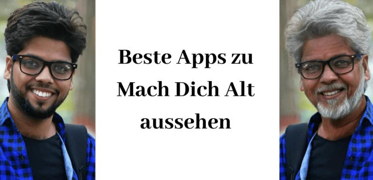 4 Best Age My Face Apps, um älter auszusehen | Alles, was Sie wissen müssen