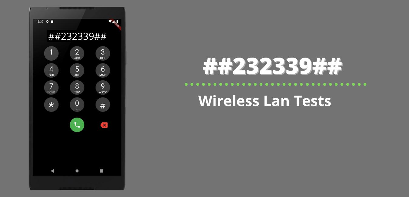 Wireless Lan Tests